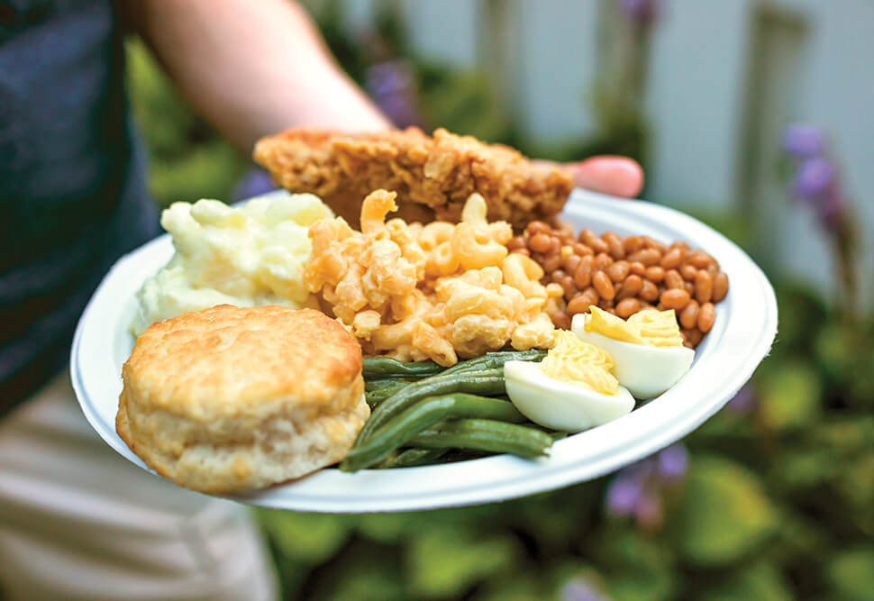 Ramblin' Man: Planning the Perfect Plate