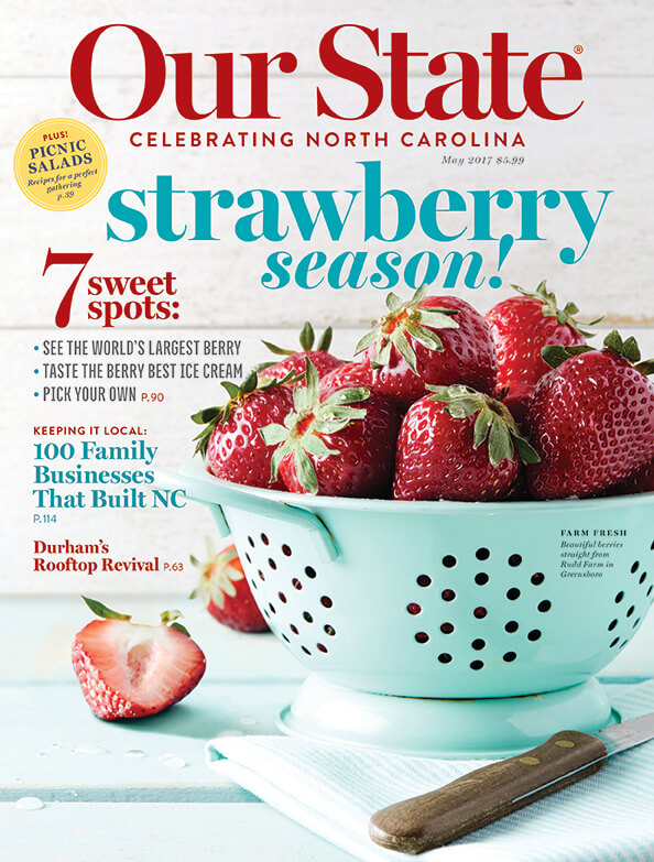 The May 2017 Issue