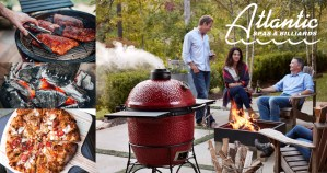 Atlantic Spa & Billiards Kamado Joe Giveaway
