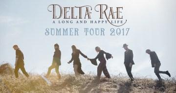 Q&A: Delta Rae's Summer 2017 Tour Has a Special Perk for Teachers