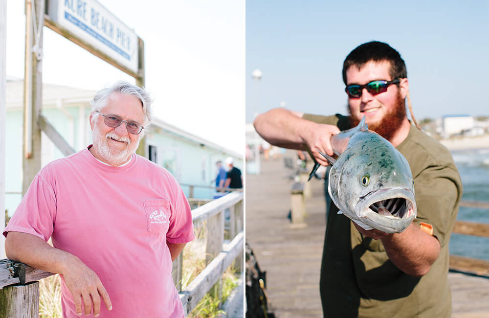 Kure Beach Pier is a Family Affair