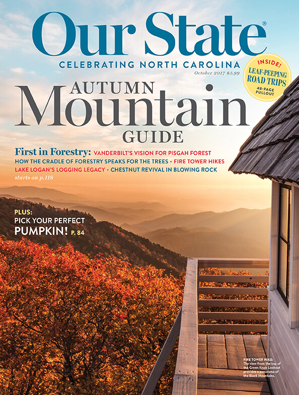 The October 2017 Issue