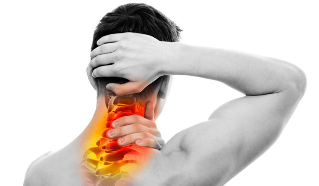 pinched nerve pain