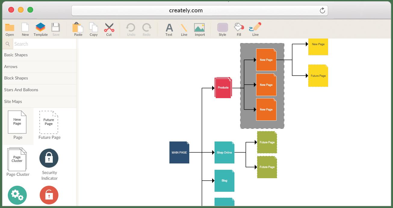 Website Sitemap Creator To Visualize Website Structure