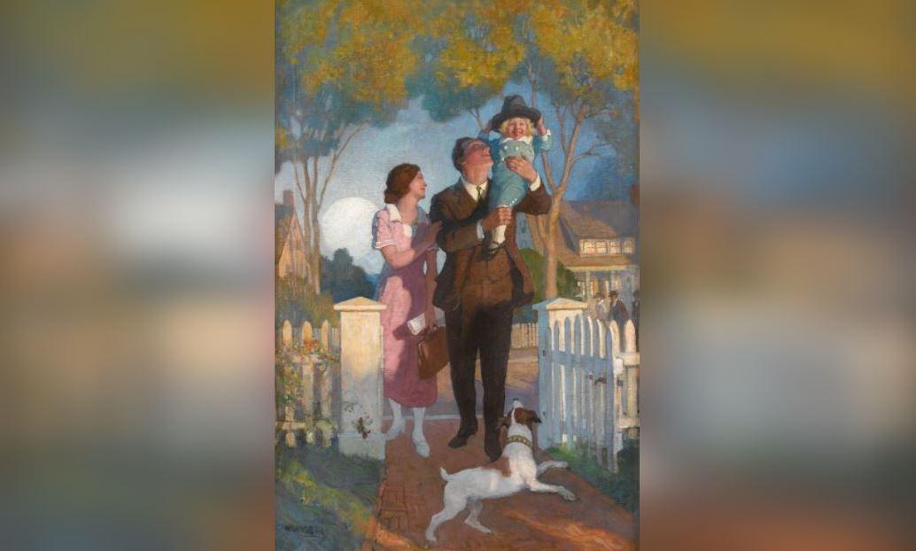 «Les hommes mariés, les pères de famille, ces grands aventuriers du monde moderne»