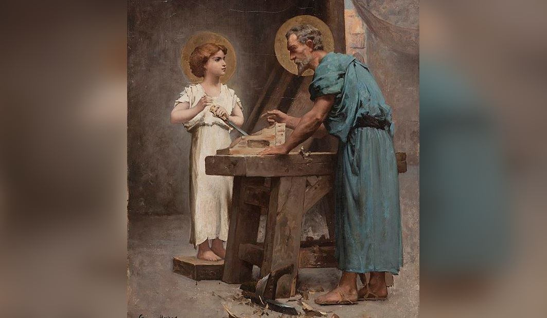L'humilité de saint Joseph