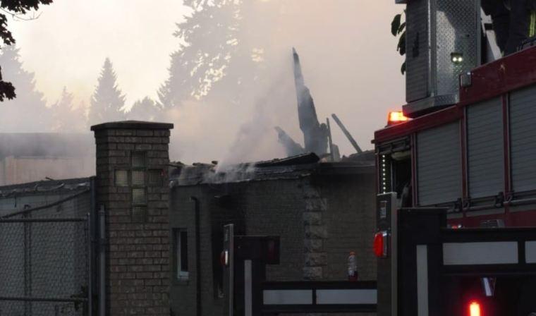 53 églises au Canada ont été incendiées ou vandalisées pendant que la persécution antichrétienne se poursuit