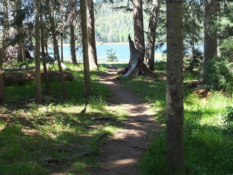 Lake approach
