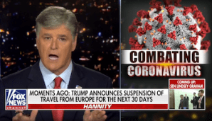 Hannity Declares 'Facts Matter' Then Touts Coronavirus ...