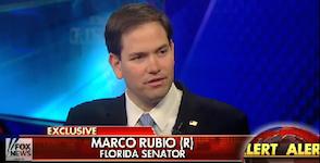 Fox Promotes Marco Rubio's Plan To Give Millionaires Tax ...