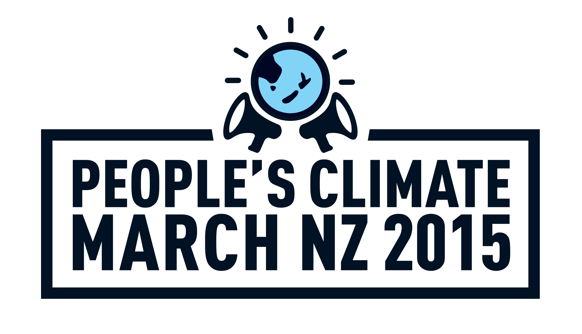 Peoples Climate March New Zealand