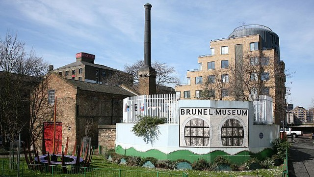 Brunel Museum in Rotherhithe