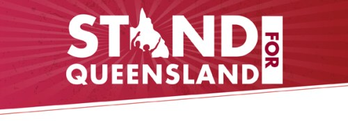 Stand for Queensland