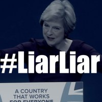 'Liar Liar' song about Theresa May hits No.10 in charts, BigTop40 refuse to play it