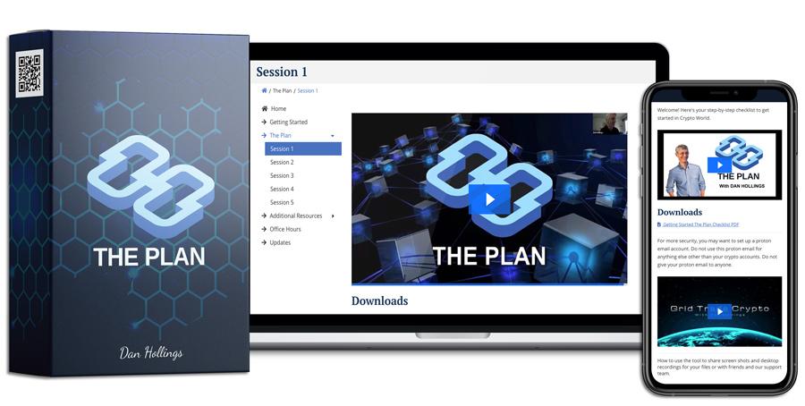Dan Hollings – The Plan