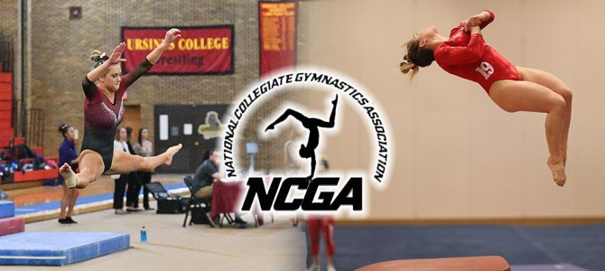 LaFountain and Filipski Collect NCGA East Gymnast of the Week Honors