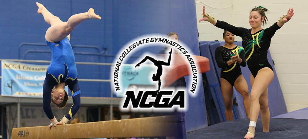Holcomb and Kowalik Garner NCGA East Gymnast of the Week Honors