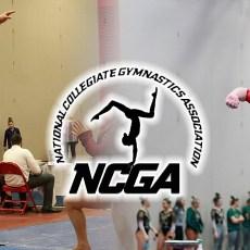 Hanley and DiCicco Earn NCGA East Gymnast of the Week Honors