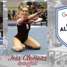 Schulz and Clemens Collect Google Cloud Academic All-District Honors