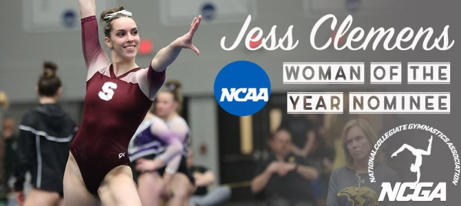 Springfield College's Jess Clemens Nominated for 2019 NCAA Woman of the Year Award