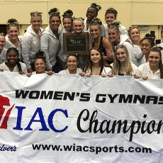 UW-Oshkosh Wins Women's Gymnastics Championship