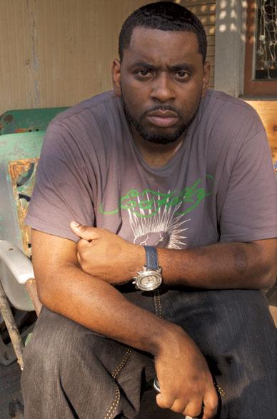 A vigilante shot Donnell Herrington twice shortly after Hurricane Katrina struck New Orleans. CHANDRA MCCORMICK AND KEITH CALHOUN
