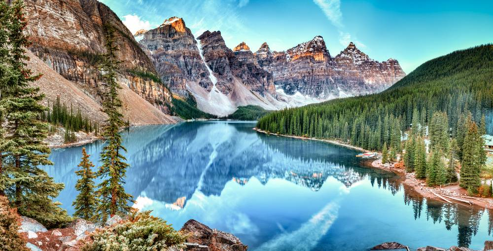5-Day Thrilling Canadian Rockies Tour From Calgary