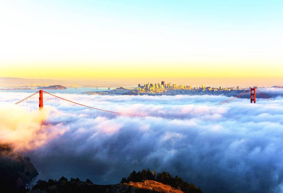 9-Day Bus Tour Package to San Francisco, Los Angeles, Grand Canyon South/West + 3 Options