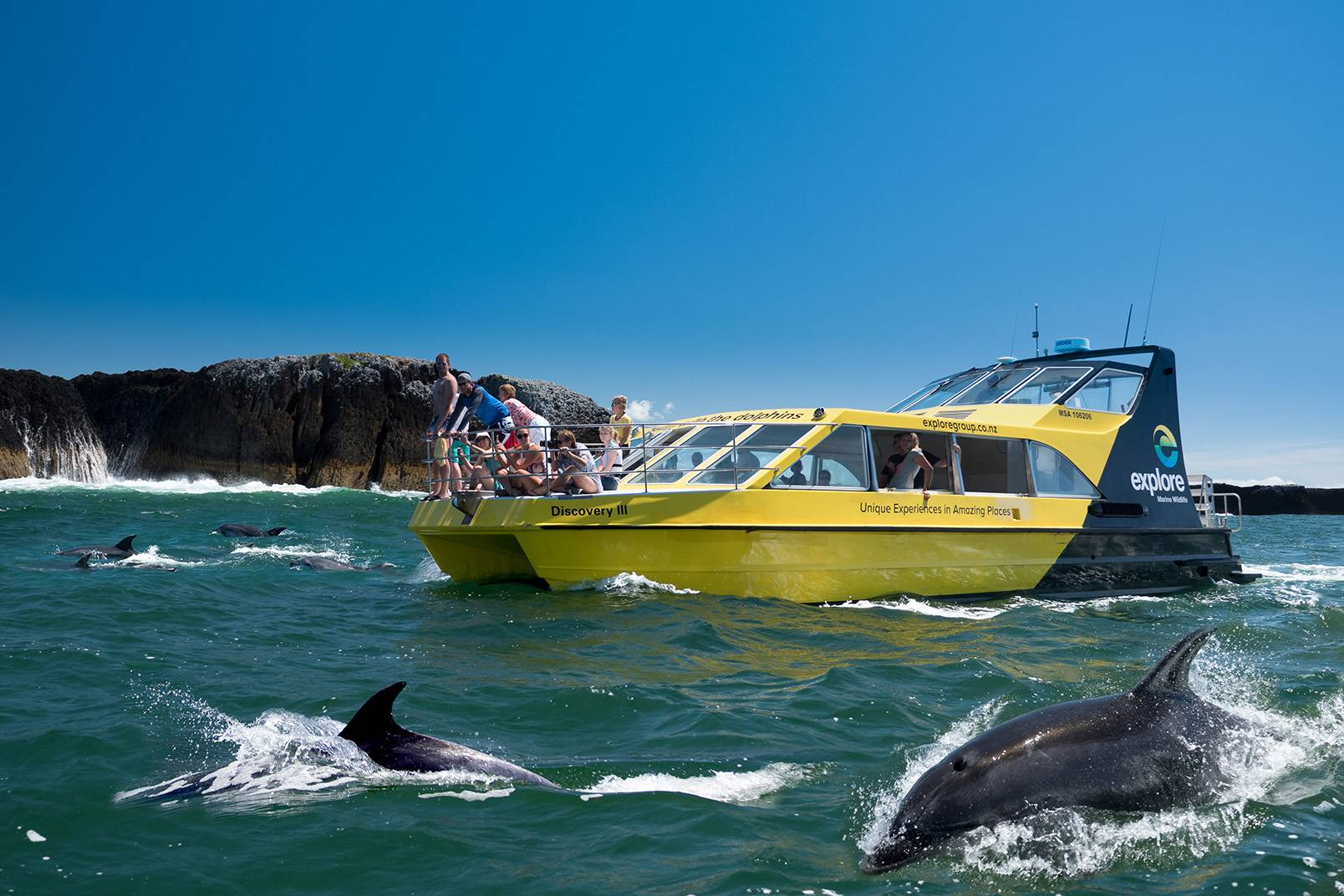 4-Hour Bay of Islands Discover the Bay Cruise
