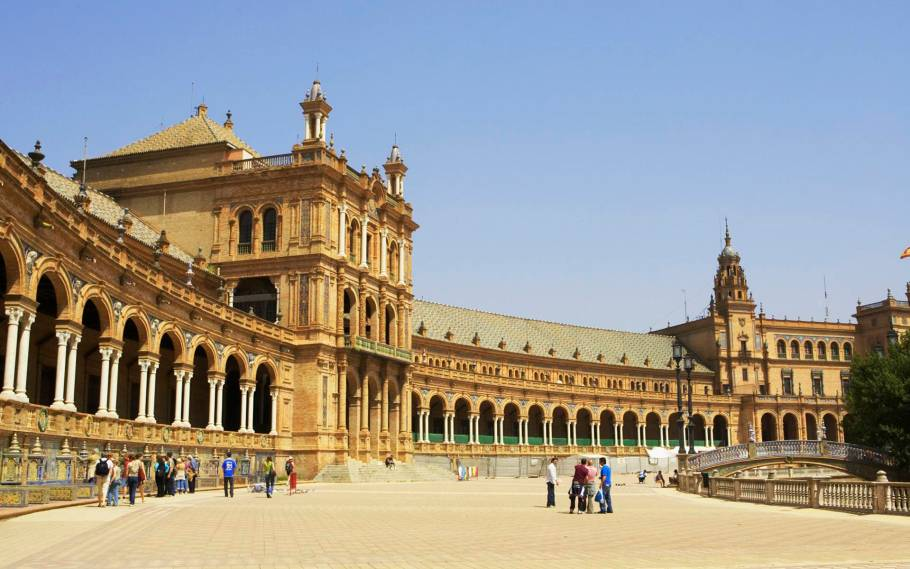 2 Days in Cordoba and Sevilla, with AVE Train Ride