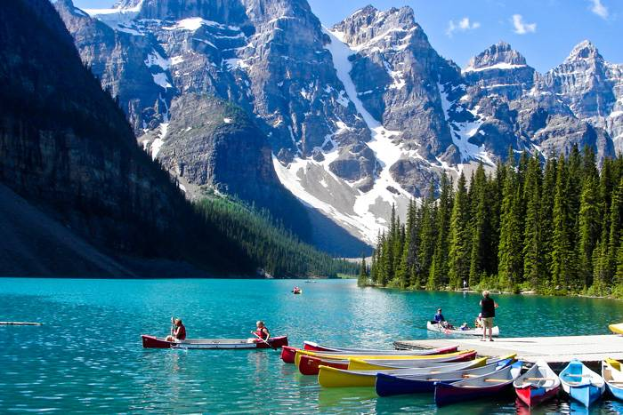 3-Day Mini Canadian Rockies Tour From Calgary