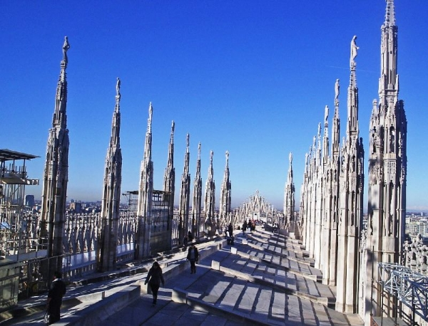 Milan Cathedral and Rooftop Tour / Skip the Line