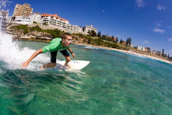 Private Bondi Beach Surf Lesson - 1 Hrs