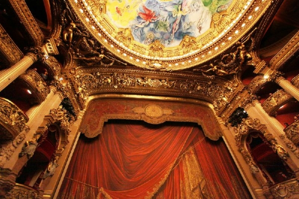 Opera Garnier Day Tour w/ Official Opera de Paris Guide