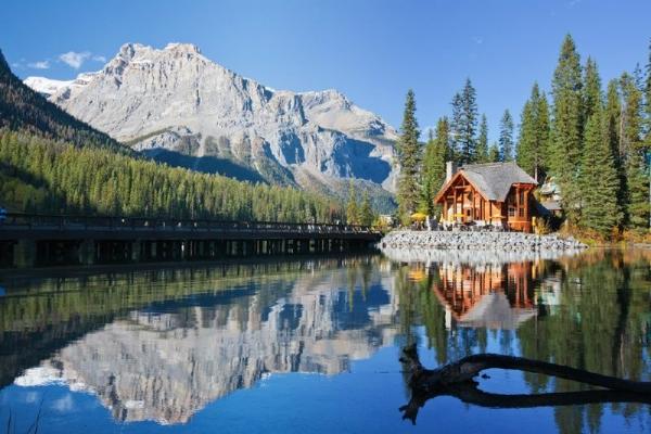 Banff & Yoho National Park Tour From Calgary