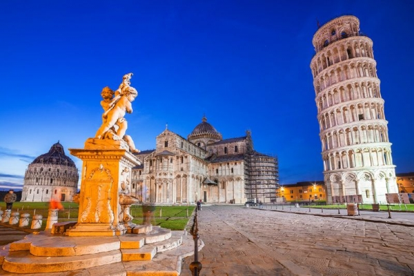 8-Day Italy and Switzerland Tour Package from Rome