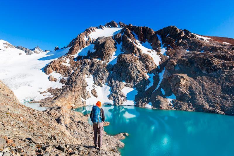 Mount Fitz Roy and Laguna de los Tres Hiking Tour
