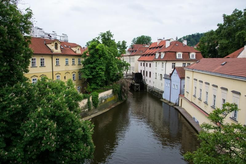Prague's Venice - One Hour Cruise on the Vltava River