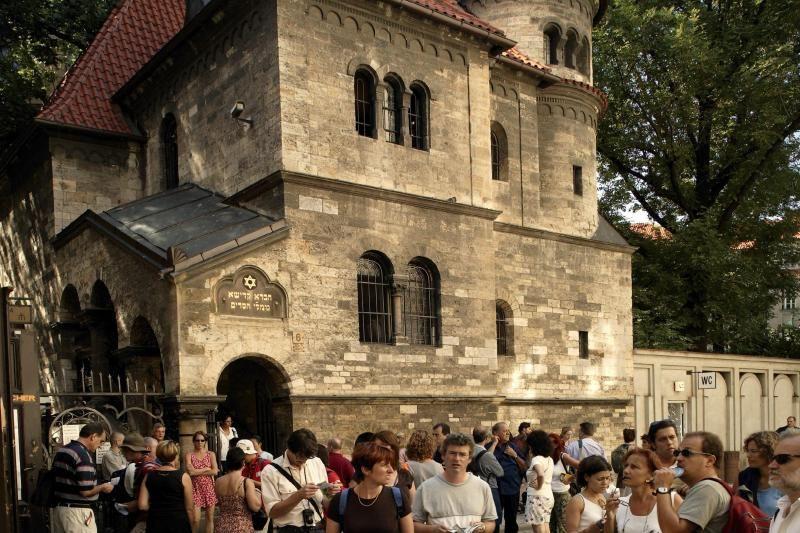 3-Hour Prague Jewish Quarter Tour