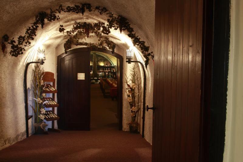 Dinner at Queen Elizabeth Wine Cellars in Brno || U Kralovny Elisky