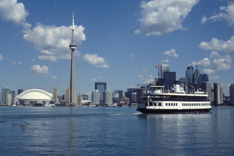 Toronto Hop-On, Hop-Off City Tour