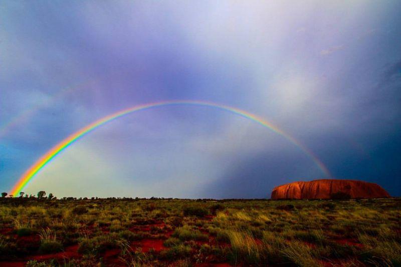2-Days Uluru Tour - Start and finish in Ayers Rock