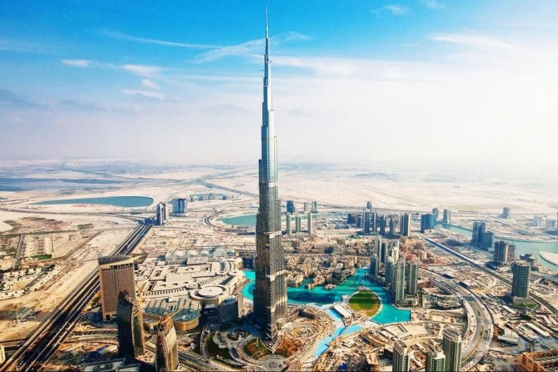 Dubai Day Tour From Abu Dhabi & AT The Top Tickets