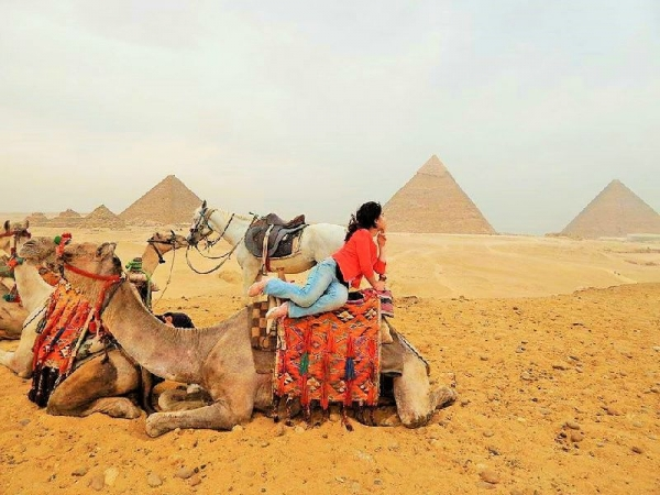 12-Day Beauty of Nile Deluxe Tour & Cruise (5 Stars)