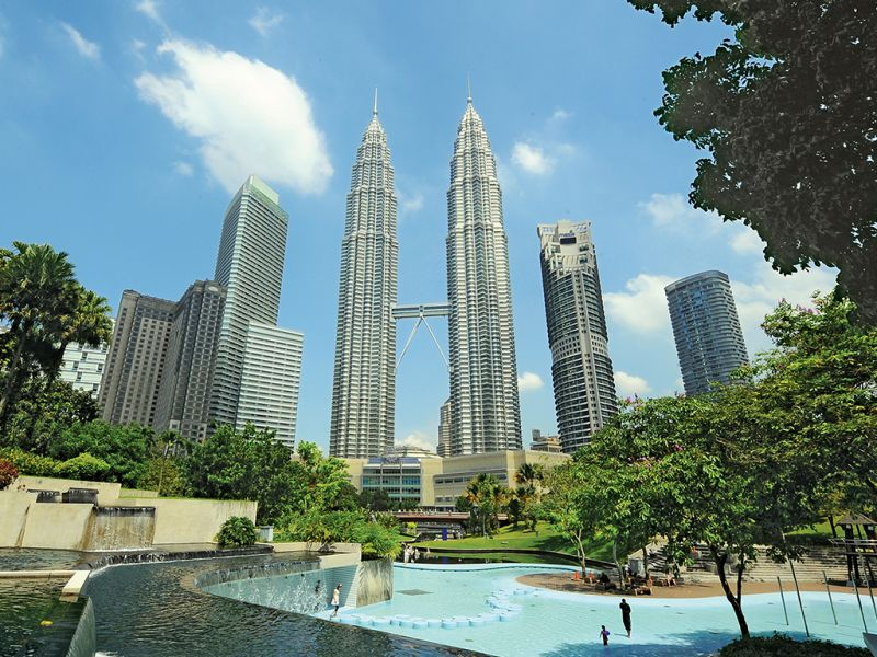 Kuala Lumpur Grand Tour with Lunch