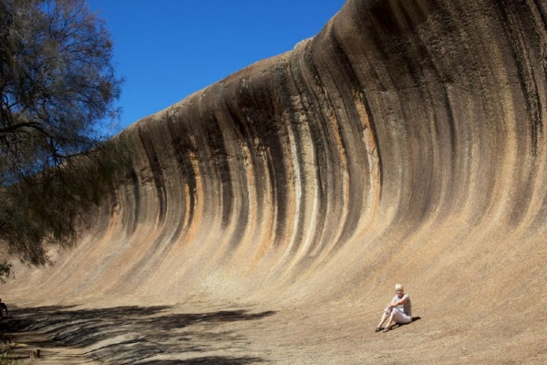 Wave Rock Day Trip From Perth