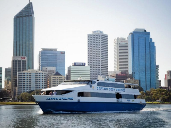 Perth Sightseeing Tour w/ River Cruise