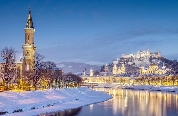 1-Hour Salzburg Sightseeing Tour