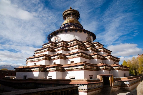 8-Day Lhasa and Everest Base Camp Tour