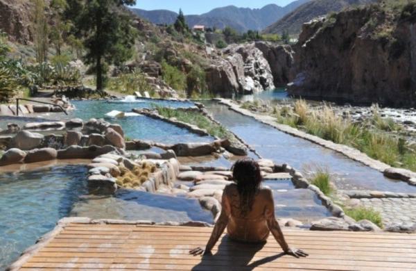 Termas De Cacheuta Spa Day Trip From Mendoza